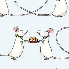 Clothworks - Chocoholics - Mice