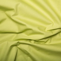 45'' Cotton Poplin - Chartreuse
