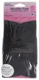 Shoulder Pads: Standard Set-In - Black, Medium