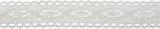 Cotton Lace: 5m x 20mm: Cream