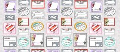 Blank Quilting - Born to Sew - Quilt Labels