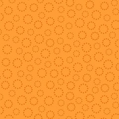 1.01mtr Remnant - P&B Textiles - Bear Essentials 3 - O - ESS3-663-O
