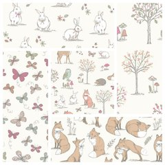 Woodland Complete Pack - Cream (5)