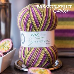 West Yorkshire Spinners - Signature 4ply - Passion Fruit Cooler