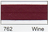25mm Bias Binding - Wine