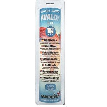 Madeira Avalon Wash Away Stabilizer - Fix Film