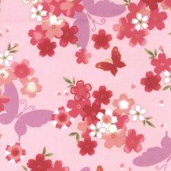 Butterfly's Garden - Pink