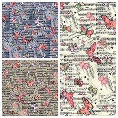 Musical Butterflies Complete Pack (3)