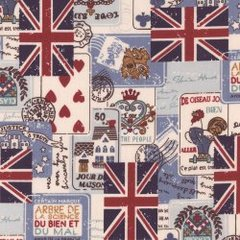 0.28mtr Remnant - Card Flags