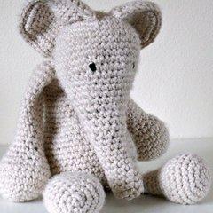 13th May - Beginners Crochet Workshop - Amigurumi Elephant - Sunday