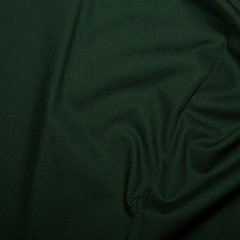 45'' Cotton Poplin - Bottle Green