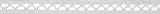Cotton Lace: 5m x 9mm: White