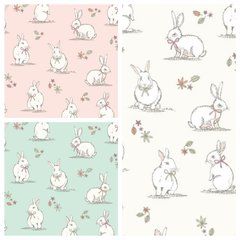 Woodland Bunnies Complete Pack (3)