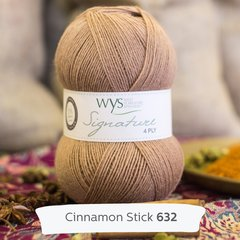 West Yorkshire Spinners - Signature 4ply - Cinnamon Stick