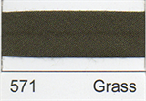 25mm Bias Binding - Grass