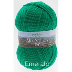 West Yorkshire Spinners - Aire Valley DK - Emerald