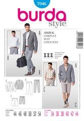 Burda Sewing Pattern - 7046