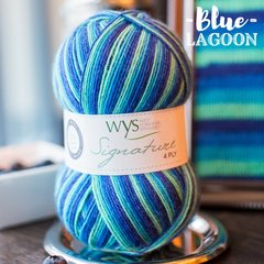 West Yorkshire Spinners - Signature 4ply - Blue Lagoon