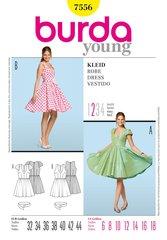 Burda Sewing Pattern - 7556