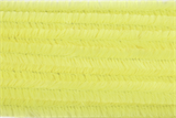 Chenilles 30cm x 12mm Yellow
