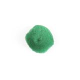 Pom Poms: 2.5cm (1in): Green