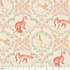 Blend - Wildwood - Wild Hare & Fox - Pink