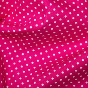 Mini Dots - Cerise