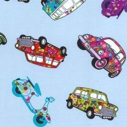 Vehicles - Blue