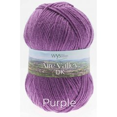 West Yorkshire Spinners - Aire Valley DK - Purple