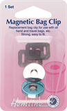 Magnetic Bag Closure: 32mm