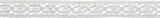 Cotton Lace: 5m x 12mm: White