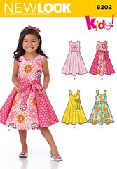 New Look Sewing Pattern 6202