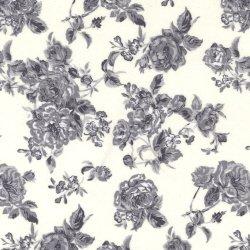 Vintage Flowers - Ivory