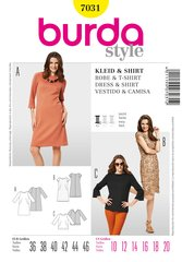 Burda Sewing Pattern - 7031