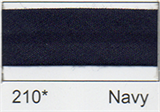 25mm Bias Binding - Navy