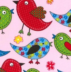 Tweet Tweet - Pink
