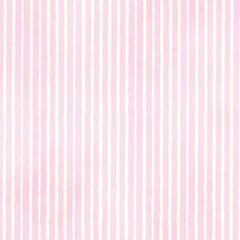 Clothworks - Guess How Much I Love You - Stripes - Pink