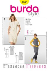 Burda Sewing Pattern - 7602