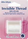 Invisible Thread: Clear - 200m