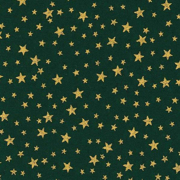 Gold Stars - Green