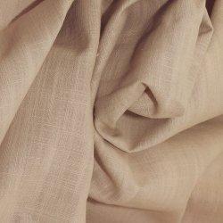 Linen Look Cotton - Beige