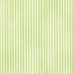 Clothworks - Guess How Much I Love You - Stripes - Green