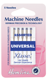 Universal Machine Needles - Assorted