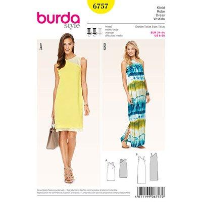 Burda Sewing Pattern - 6757