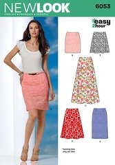 New Look Sewing Pattern 6053