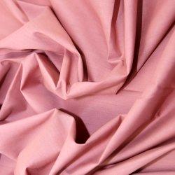Polyester Cotton - Dusky Pink