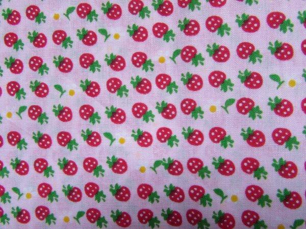 Mini Strawberries - Pink
