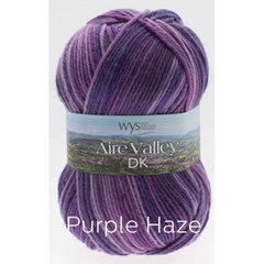 West Yorkshire Spinners - Aire Valley DK - Purple Haze