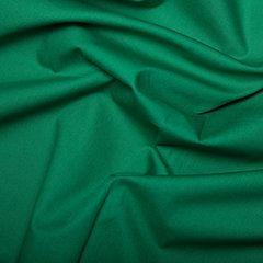 45'' Cotton Poplin - Emerald