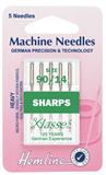 Sharp/Micro Machine Needles - Heavy 90/14